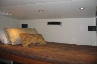 Custom Boat & Yacht Bedding and Window Treatments 3