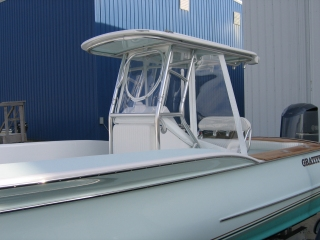 Center Console Boat Enclosure 1