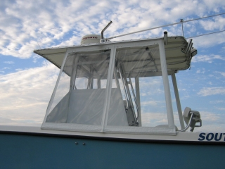 Center Console Boat Enclosure 2