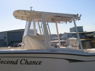 Center Console Boat Enclosure 5