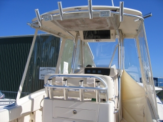 Center Console Boat Enclosure 6