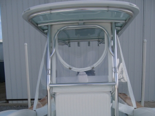 Center Console Boat Enclosure 7