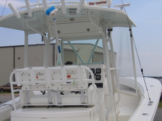 Center Console Boat Enclosure 8