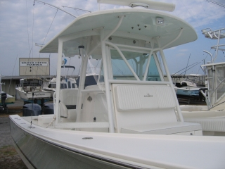 Center Console Boat Enclosure 9