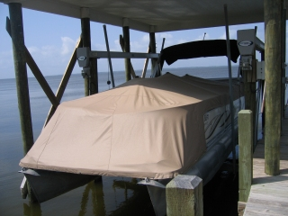 Boat Cover 17