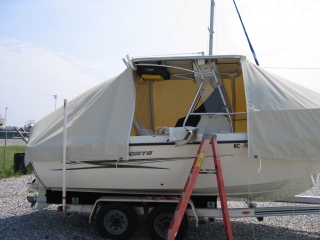 Boat Cover 2