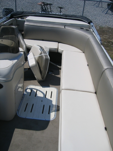 Watkins Custom Sewing Outer Banks NC marine boat yacht exterior cushions seating padding fighting chairs 26