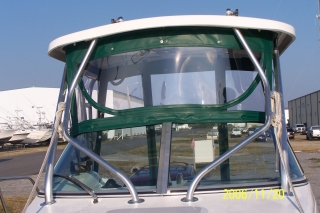 Cutty Cabin Boat Enclosure 3