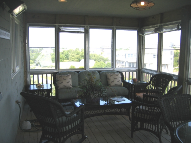 Watkins Custom Sewing Outer Banks Awnings Zippered Porch Deck Enclosures