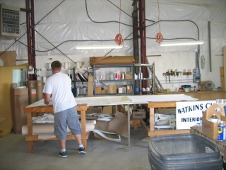 About Watkins Custom Sewing Outer Banks Wanchese NC marine