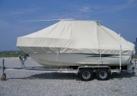 Custom Fit Marine Canvas Boat Covers